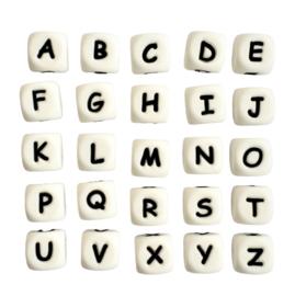 Siliconen letterkraal