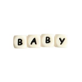 Siliconen tekst BABY
