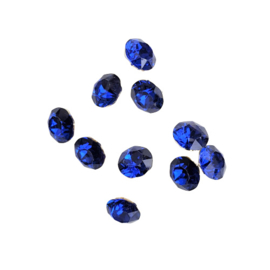 Puntsteen royal blue SS39 (8mm)