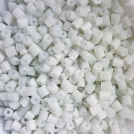 Bugles white- 6/0 (ca. 4mm)