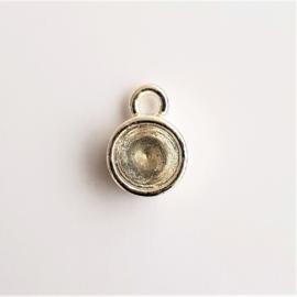 Bedel voor puntsteen zilver