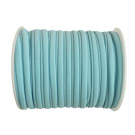 Ibiza elastiek lichtblauw