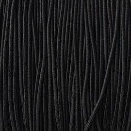 Elastiek  zwart
