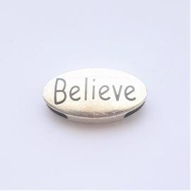 Schuifkraal 'Believe'