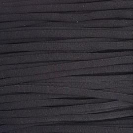 Ibiza elastiek zwart