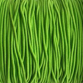 Elastiek neon groen