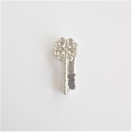 Schuifkraal sleutel voor plat leer 10mm