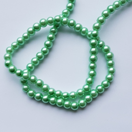 Glasparel crysolite green - 6mm