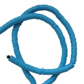 Katsuki discs azuur blauw - 6mm