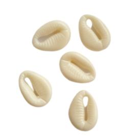 Acryl kauri schelp ivoor