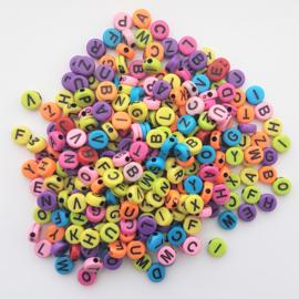 Alfabetmix multicolor voordeelmix - 250