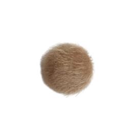 Cabochon bont zand - 20mm