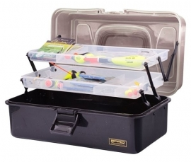 SPRO TACKLE BOX 2 TRAY maat L