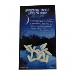 Enterprise Niteglow Grubs Neon Blue