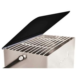 Gazcamp Heatbox hitteschild