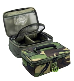 Rod Hutchinson Lead/Accessory Bags Camo of Groen Small/Medium/Large