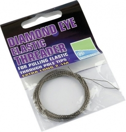 Preston Diamond Eye Elastic Threader