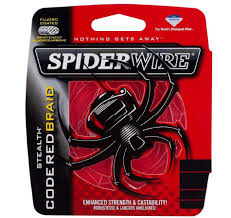 Spiderwire  Code Red 150 meter