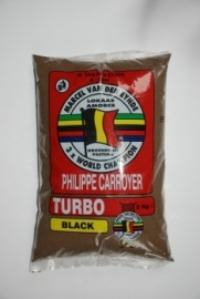 Marcel van den Eynde Turbo Black