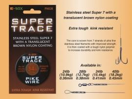 E-Sox Super Trace Pike Wire