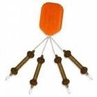 PB Products Down Force Tungsten Heli-Chod Rubber & Beads X-Small