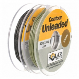 Solar contour Unleaded Heavyweight Braid 40 Lbs