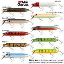 Abu Garcia Hi-Lo Floating 110mm en 150mm