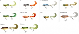 Abu Garcia McMio Tail Slow Sink