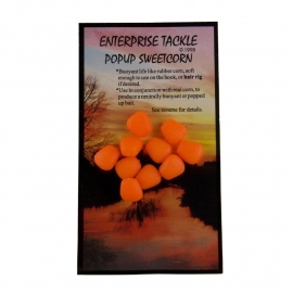 Enterprise Popup Sweetcorn Fluoro Orange