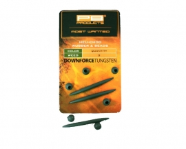 PB Products Down Force Tungsten Heli-Chod Rubber & Beads