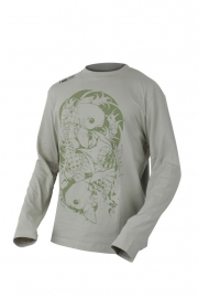 Prologic Twin Carp Tattoo Long Sleeve Tee