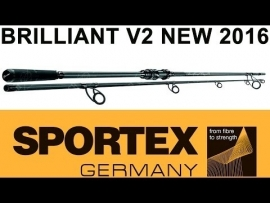 Sportex Brilliant Carp V2
