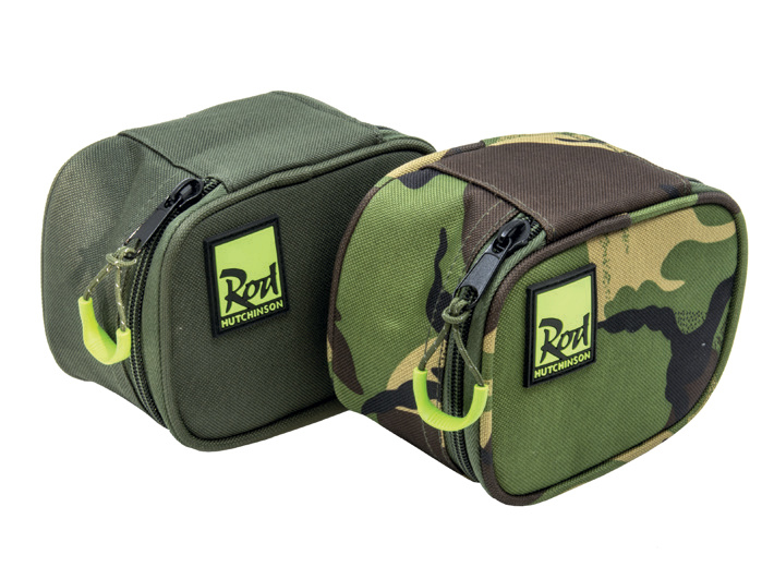 Rod Hutchinson CLS Lead Bag Small Camo of Groen