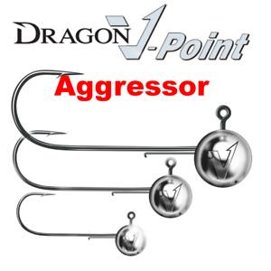 Dragon V-Point Aggressor Jig Heads