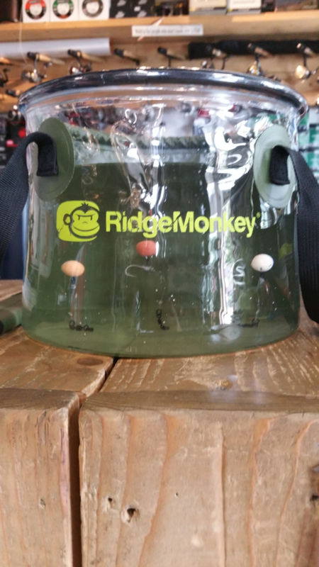 RidgeMonkey perspective collapsible bucket