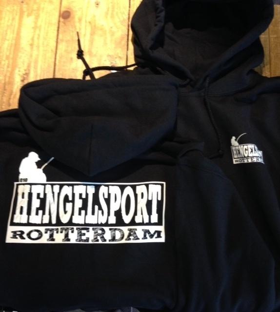 Hengelsport Rotterdam Hoody
