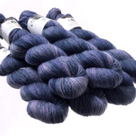 Sock yarn velvet