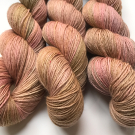 Sock yarn granny