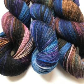 Sock yarn hurricane