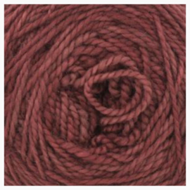 Merino sock yarn marsala
