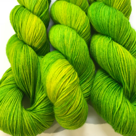 Sock yarn Shamrock