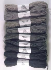Jacobean green 291a-298