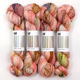 Sockyarn bloom