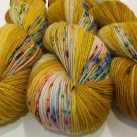 Sock yarn Foolsgold