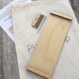 Purl&Loop Bracelet