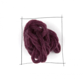 Maxi Wool House Red