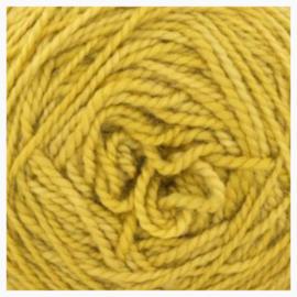 Merino sock yarn mustard