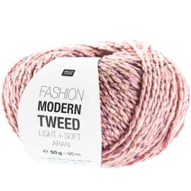 Modern tweed 005 rosa