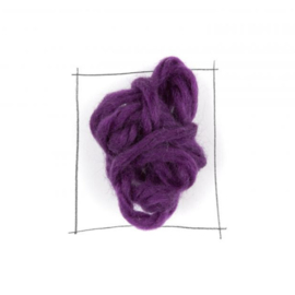 Maxi Wool Geranium