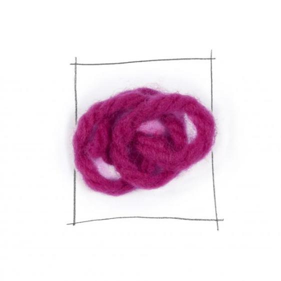 Maxi Wool Miss Pinkaby